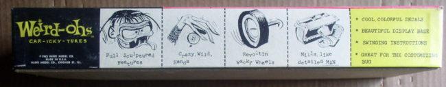 Hawk 1963 Weird-Ohs Digger #530 3