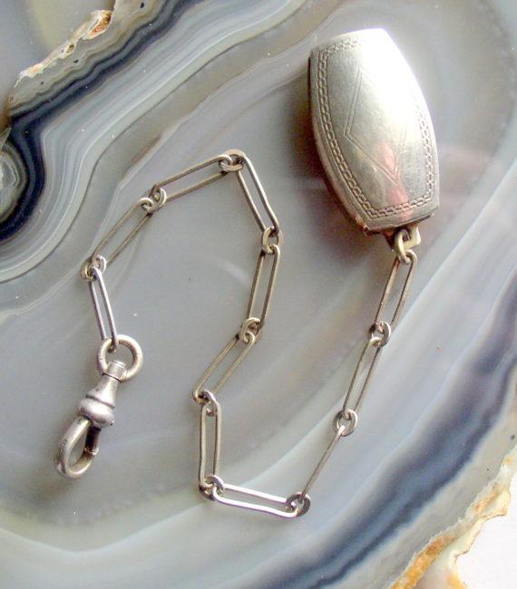 Hickok Belt Loop Chain 1