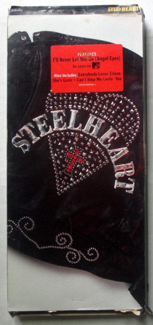 Steelheart Longbox front