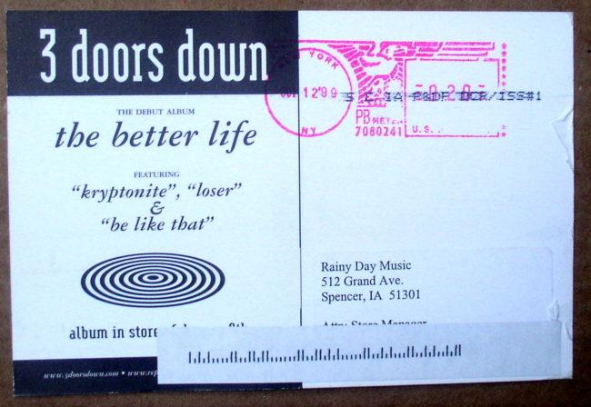 3 Doors Down PPC 2