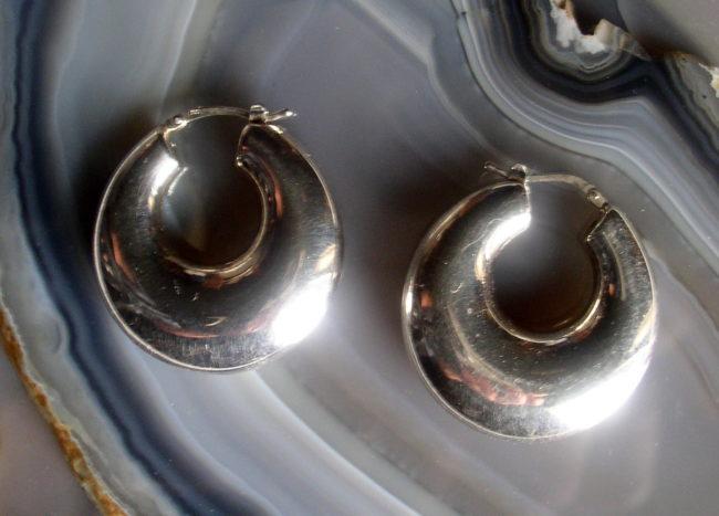 950 Hoop Earrings 2