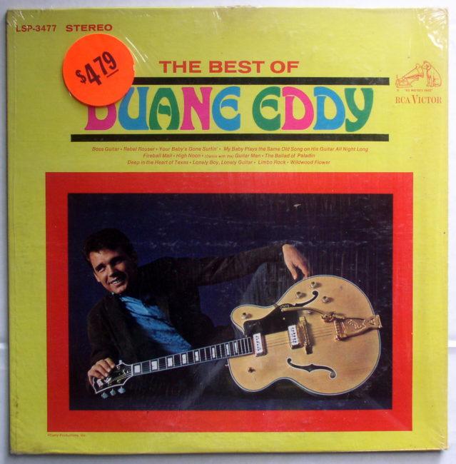 Duane Eddy LP 1