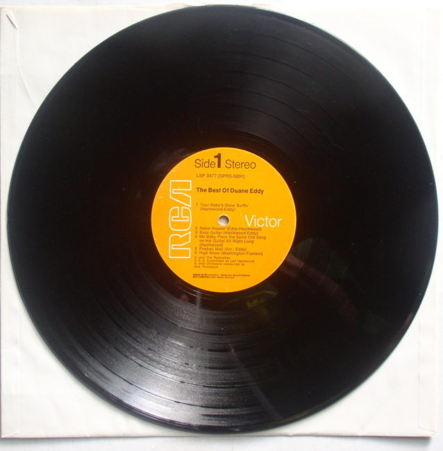 Duane Eddy LP 3
