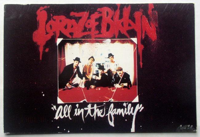 Lordz Of Brooklyn Postcard 1
