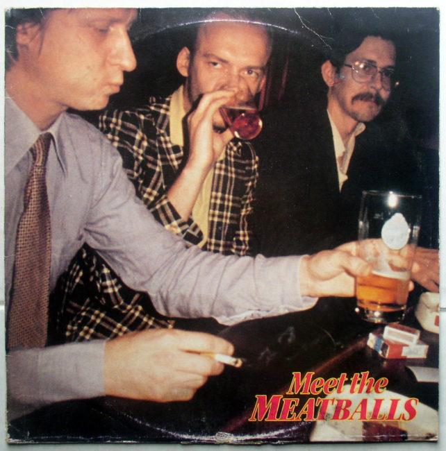 Meatballs LP 1