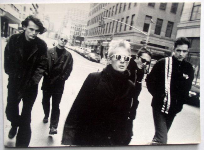 Radiohead Postcard 1