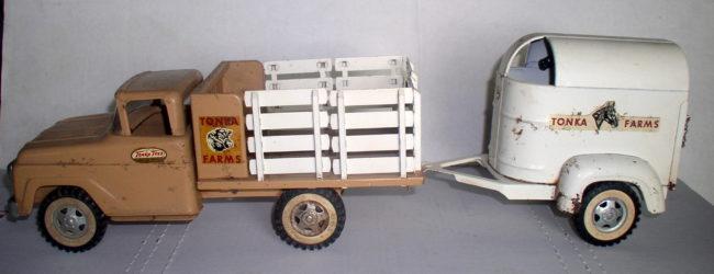Tonka Stake Truck 1