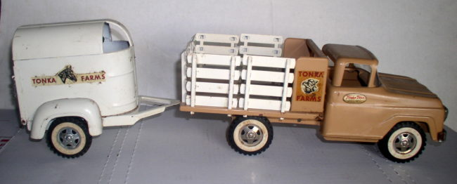 Tonka Stake Truck 2