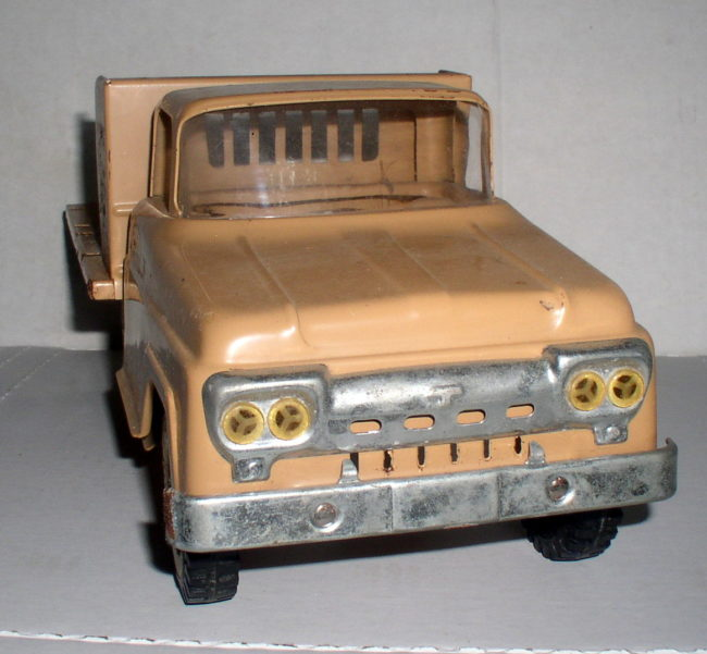 Tonka Stake Truck 3
