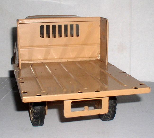 Tonka Stake Truck 4