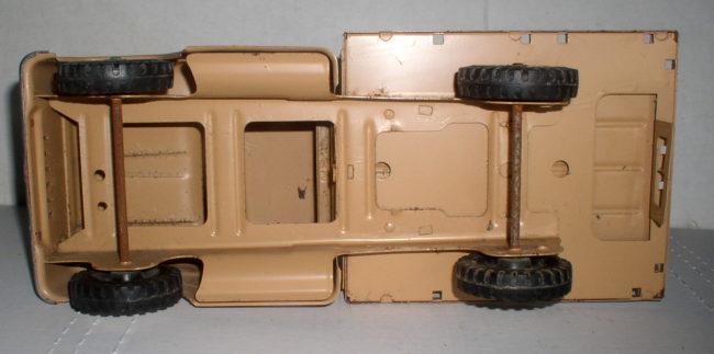 Tonka Stake Truck 5
