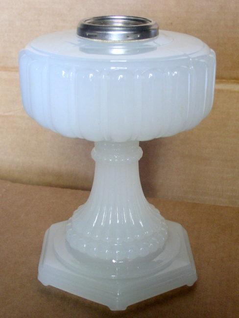 White Aladdin Lamp 2