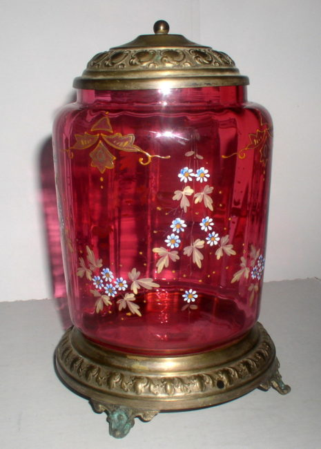 Cranberry Jar 1