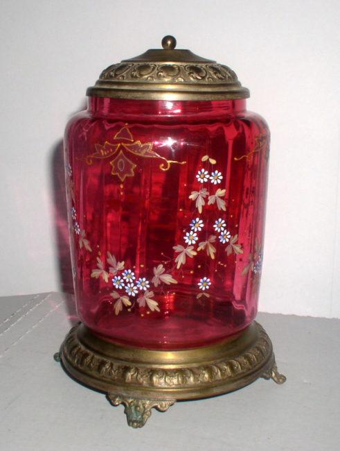 Cranberry Jar 2