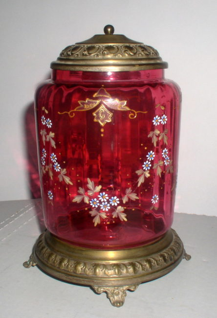 Cranberry Jar 3