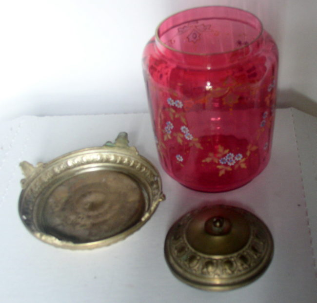 Cranberry Jar 4
