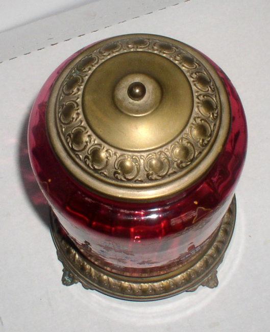 Cranberry Jar 5
