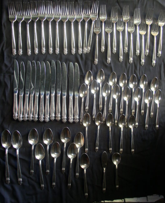 Danish Princess Flatware 1