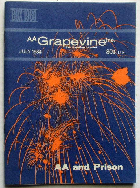 Grapevine July 1984 1