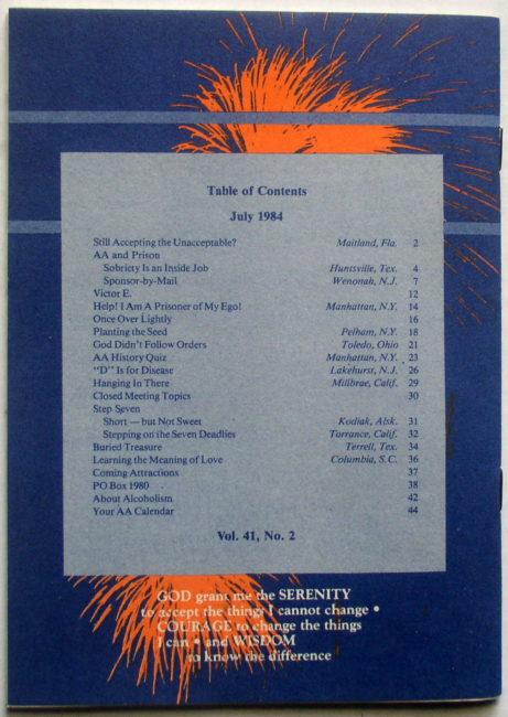 Grapevine July 1984 2