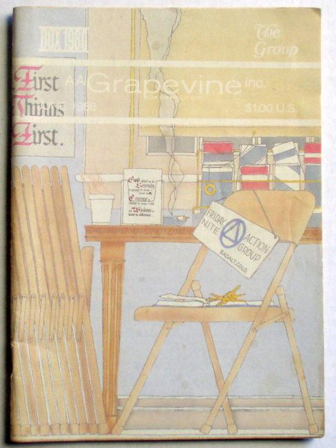 AA Grapevine June 1986 1