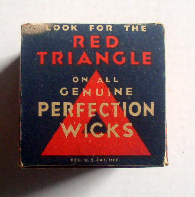 Vintage Perfection Heater No 500 Wick New Old Stock