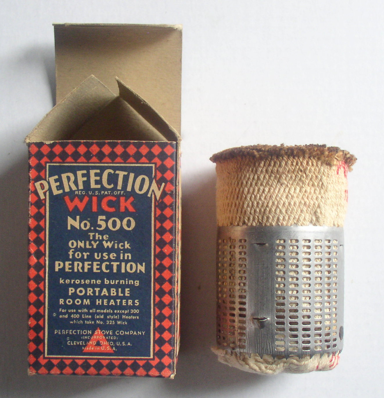 Empire Auto Sales >> Vintage Perfection Heater No. 500 Wick New Old Stock