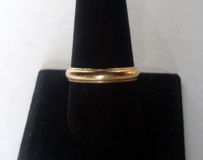Wedding Band 1