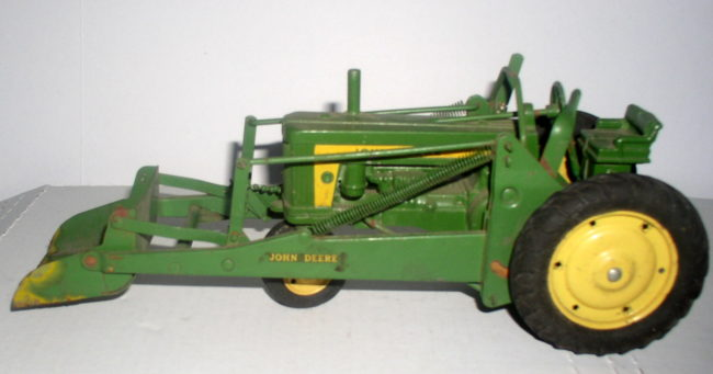 Deere Tractor With Loader 1
