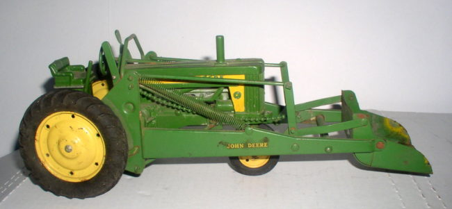 Deere Tractor With Loader 2