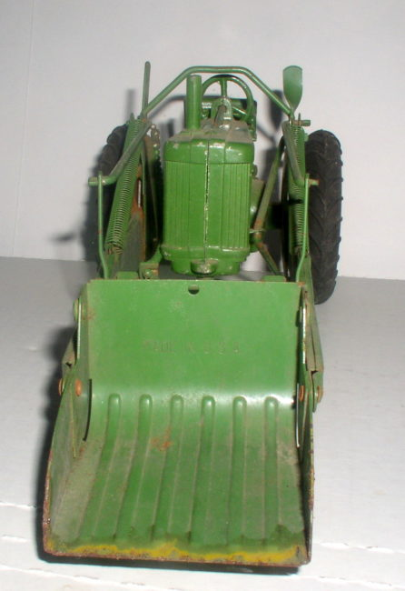 Deere Tractor With Loader 3