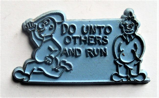 Magnet Do Unto Others 1