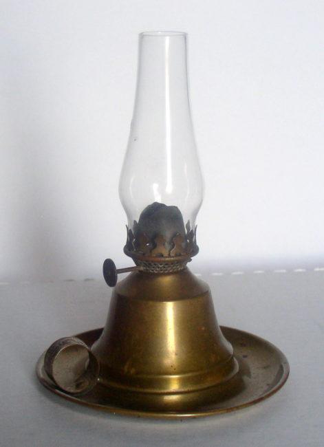 Saucer Mini Lamp 3