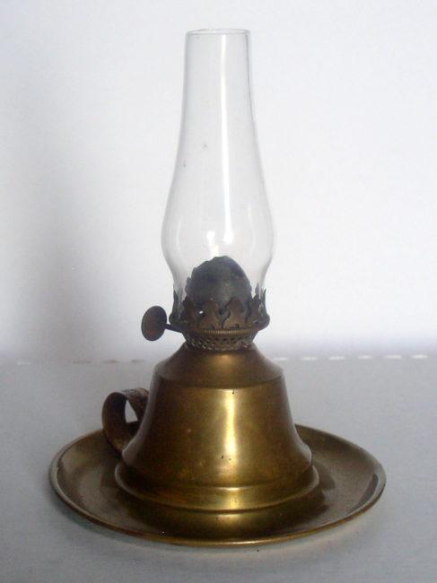Saucer Mini Lamp 4
