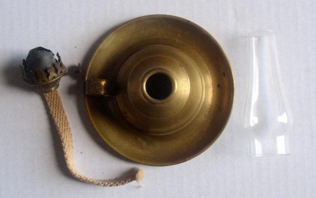 Saucer Mini Lamp 5