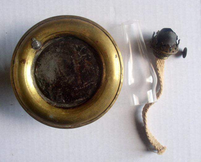 Saucer Mini Lamp 6