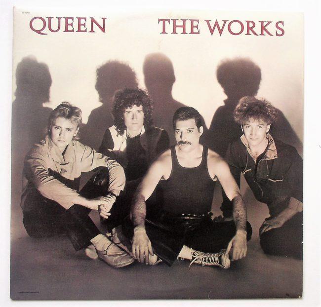 Queen LP 1