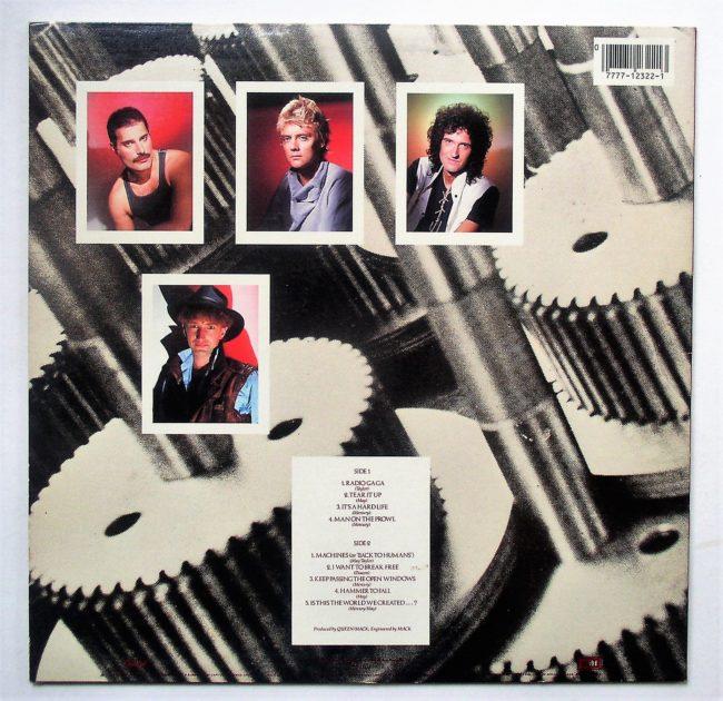 Queen LP 2