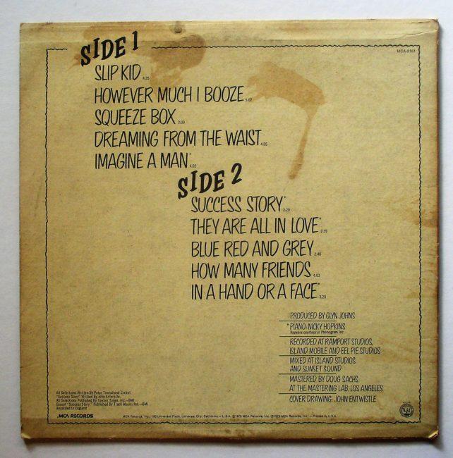 Who LP 2