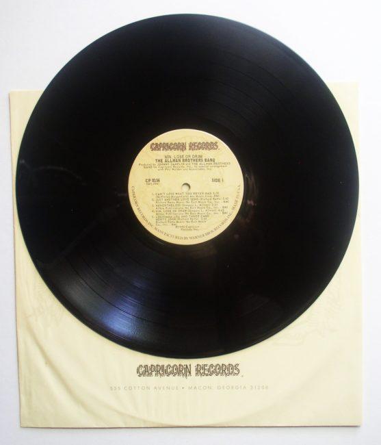 Allman LP 4