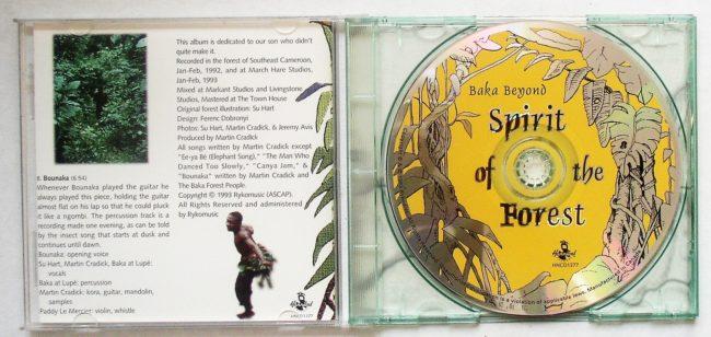 Baka Beyond CD 2