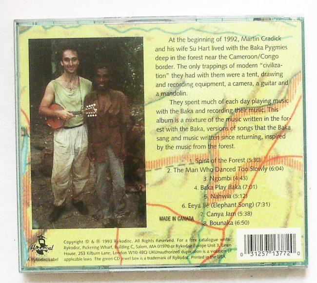 Baka Beyond CD 3