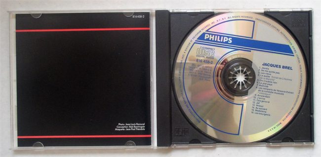 Brel CD 2