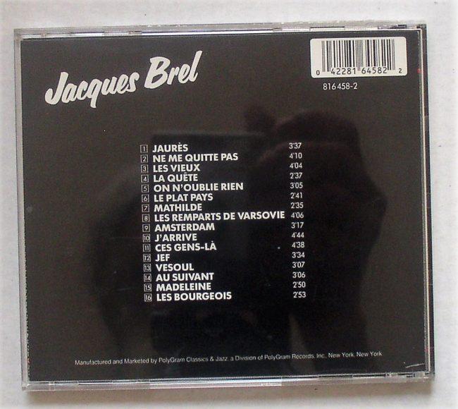 Brel CD 3