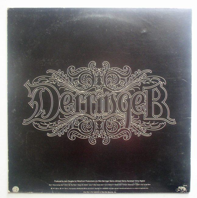 Derringer LP 2
