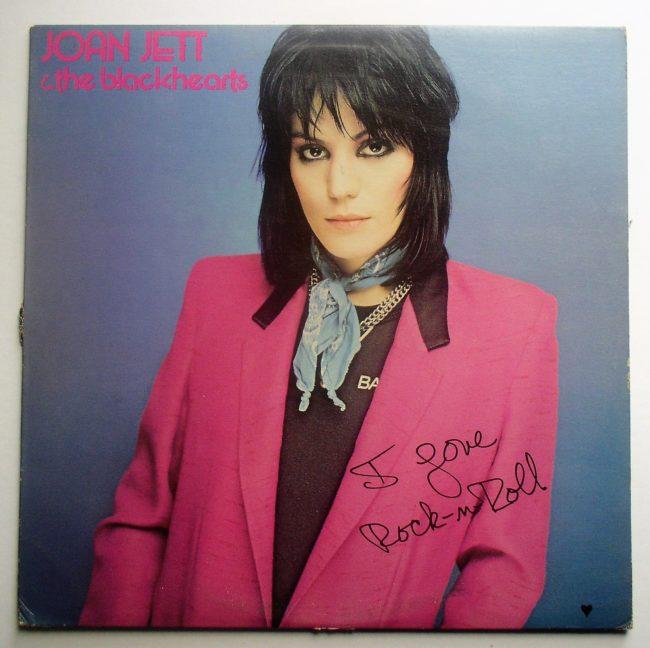 Joan Jett LP 1