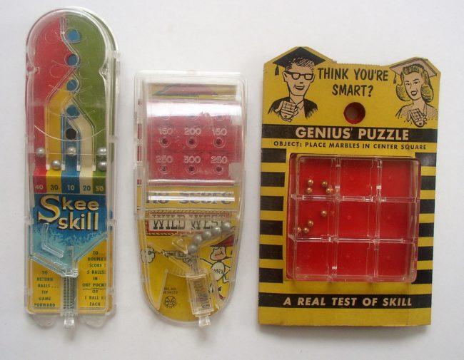 Plastic Games 1
