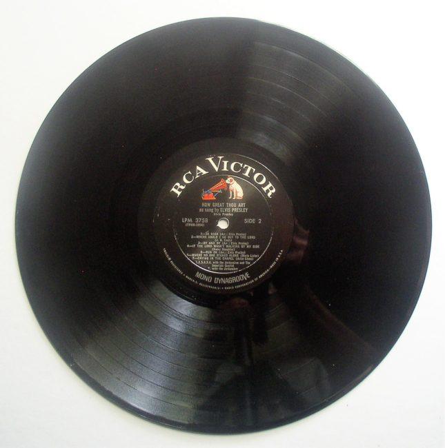 Preseley LP 4