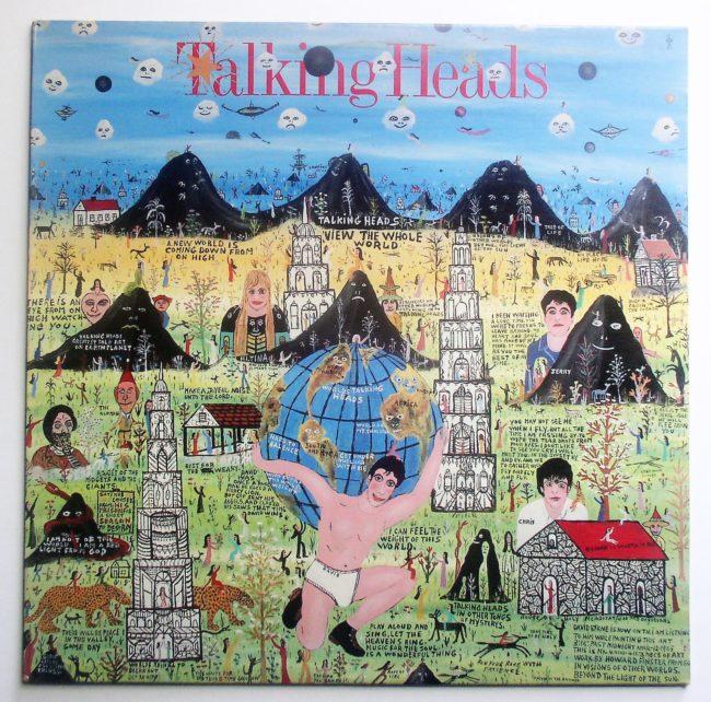Talking Heads LP 1