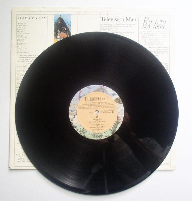 Talking Heads LP 3